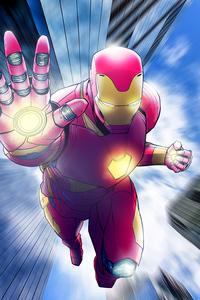 Iron Man 4k Artwork