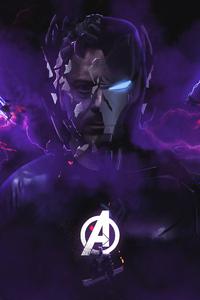 Iron Man 4k Avengers End Game