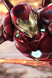 Iron Man 4k Cannon