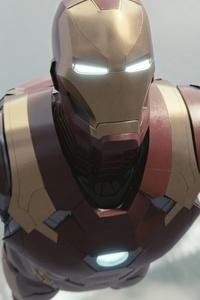 Iron Man 4k Cgi 2019