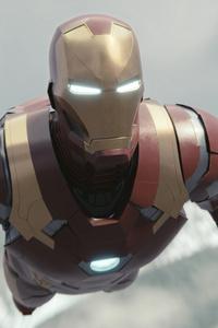 Iron Man 4k Digital Art