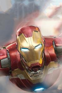 Iron Man 4k Hong Kong