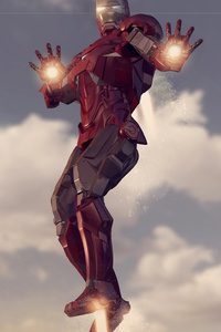 Iron Man 4k New Digital Artwork