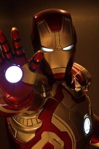 Iron Man 4k New