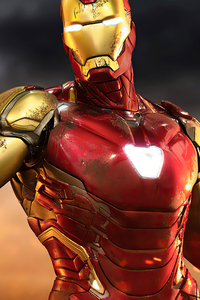 Iron Man 4k Suit