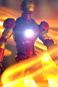Iron Man 4k Toy