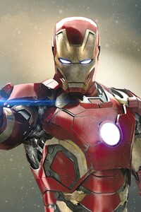 1080x2160 Iron Man 4k
