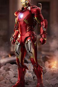 1125x2436 Iron Man 4k2019