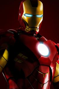 Iron Man 4k2020