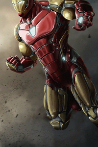 1080x2280 Iron Man 4kartwork