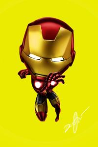 Iron Man 5k Artwork