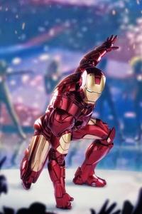 Iron Man 8k 2018