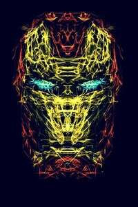 Iron Man Amazing Art