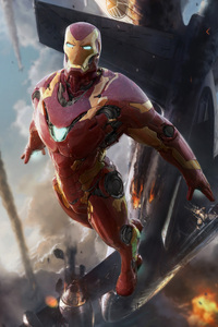 Iron Man Amazing Artwork