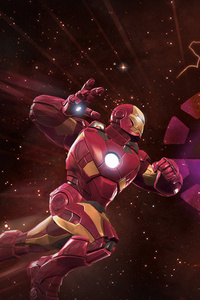 Iron Man And Captain America Marvel Contest Of Champions