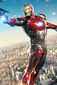 240x400 Iron Man And Spiderman In Spiderman Homecoming 4k Hd