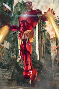 Iron Man Art 2018
