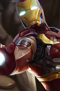 Iron Man Arts New