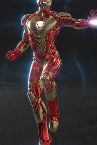 Iron Man Artwork 2020 4k