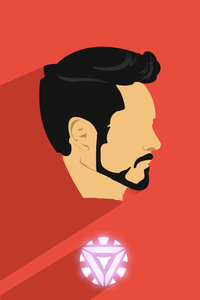 1125x2436 Iron Man Artwork HD 2017