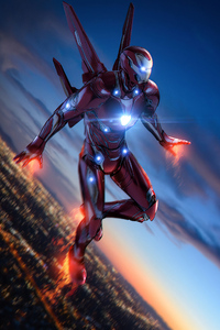 Iron Man Artwork New 2020