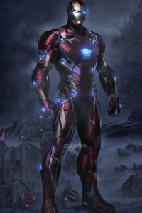 Iron Man Artwork New