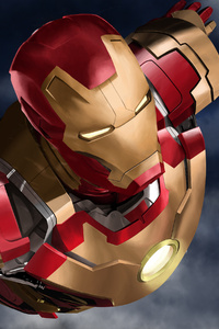 Iron Man Artworks 4k