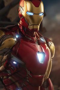 720x1280 Iron Man Avengers 4