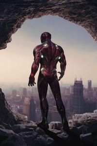 1440x2960 Iron Man Avengers Endgame 4k 2019