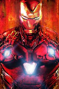 Iron Man Avengers Endgame 5k 2019