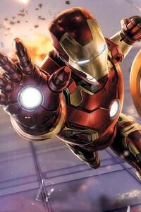 720x1280 Iron Man Avengers