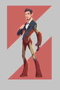 540x960 Iron Man Billionaire