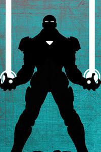 Iron Man Blaster 4k 2020