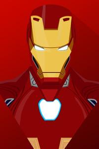 Iron Man Bleeding Edge Armor Art