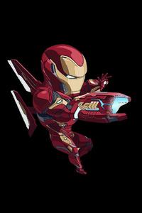 750x1334 Iron Man Bleeding Edge Armor Artwork