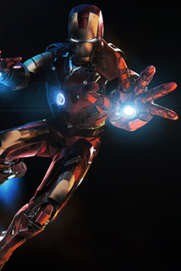 Iron Man Cgi 4k