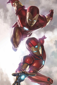 Iron Man Comic Variant