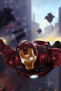 Iron Man Coming
