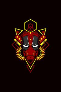 Iron Man Deadpool Version
