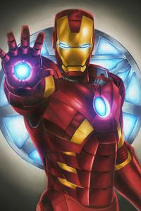 Iron Man Digital