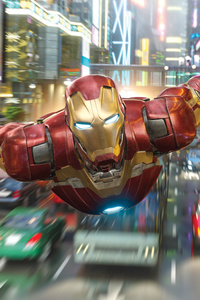 Iron Man Disneyland Hong Kong 10k