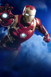 Iron Man Disneyland Paris Marvel Summer Of Superheroes