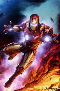 Iron Man Fan Artwork