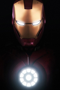 Iron Man Fan Made Art