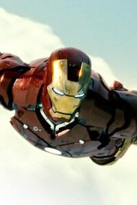 720x1280 Iron Man Flight