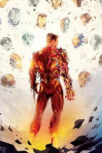 Iron Man Gone