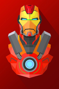 Iron Man Heartbreaker Artwork 4k