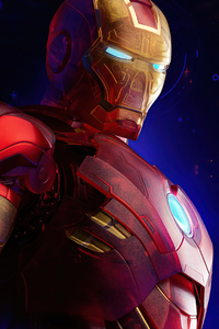 Iron Man Holographic 2020