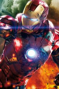 Iron Man Hulk 5k 8k