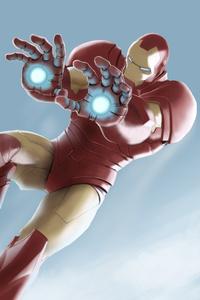 Iron Man Hulk Airborn 5k